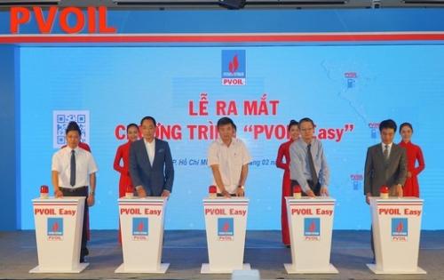 """Tổng công ty Dầu Việt Nam ra mắt chương trình """"PVOIL Easy"""""""