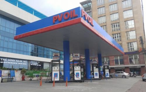 PVOIL điều chỉnh giá bán lẻ, bán buôn xăng dầu từ 15h00 phút, ngày 07/04/2018