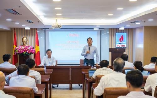 PVOIL: 9 tháng đầu năm, doanh thu hợp nhất ước đạt 45.000 tỷ đồng